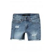 Mid Rise Bermuda Shorts (Toddler & Little Girls)
