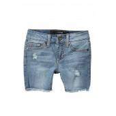 Mid Rise Bermuda Shorts (Little Girls)