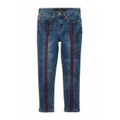 The Charlie Front Stripe Jeans (Big Girls)