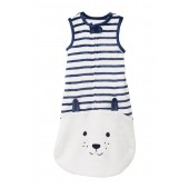 Puppy Novelty Appliqued Wearable Blanket (Baby Boys)