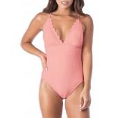 Petal Pusher One-Piece Swimsuit
