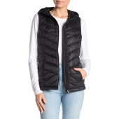 Quilted Packable Vest