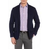Nordic Knit Regular Fit Blazer