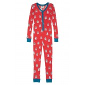 x Star Wars(TM) Christmas R2-D2 Fitted One-Piece Pajamas (Toddler, Little Kid & Big Kid)