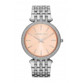 Michael Kors Darci Crystal Bezel Bracelet Watch, 39mm