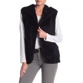 Woobie Faux Fur Sweater Vest