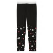 Sparkle Stars Leggings (Toddler Girls & Little Girls)