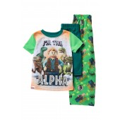 LEGO Jurassic World Im the Alpha 3-Piece Pajama Set (Little Boys & Big Boys)