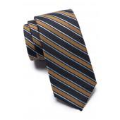 Max Stripe Silk Tie