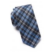 Murphy Plaid Silk Tie