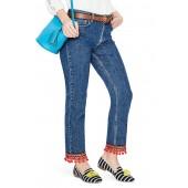 Cambridge Embellished Ankle Skimmer Jeans