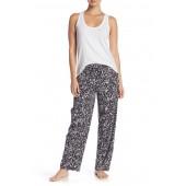 Bottoms Up Wide Leg Pajama Pants