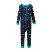 1 Piece Pajama Set (Toddler & Little Girls)
