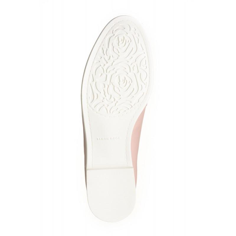 Blossom Metallic Loafer