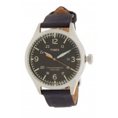 Mens Waterbury Canvas Strap Watch, 40mm