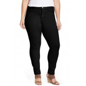 Alina Colored Stretch Skinny Jeans (Plus Size)