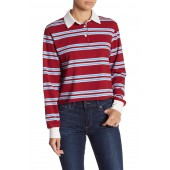 Rugby Polo Striped Shirt