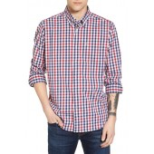 Fell Performance Regular Fit Stretch Check Sport Shirt