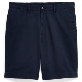 Classic Fit Cotton Chino Short