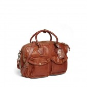 Leather Cargo Briefcase