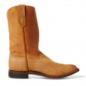 Roper Leather Cowboy Boot