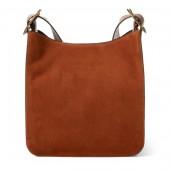 Nubuck Lennox Messenger Bag