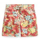 Hawaiian Cotton-Blend Short