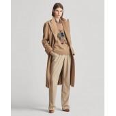 Polo Camel-Hair Coat