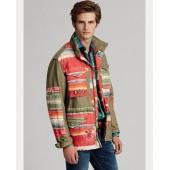 Serape Field Jacket
