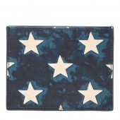 Star Leather Card Case
