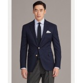 Gregory Notch-Lapel Blazer