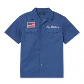 Ralph&#39s Garage Cotton Shirt