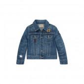 Polo Bear Denim Jacket