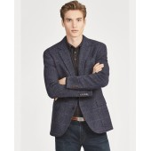 Polo Tick-Weave Sport Coat