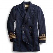 Cotton-Wool Admiral Jacket