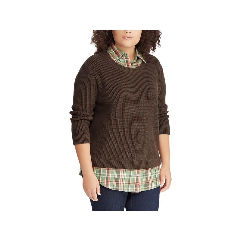 [폴로 랄프로렌] Layered Cotton Shirt
