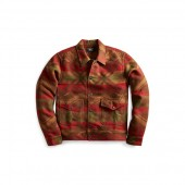 Brushed Jacquard Overshirt