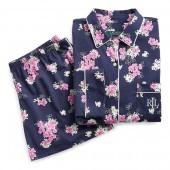 Floral Cotton Sleep Set