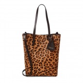Leopard Mini Modern Tote Bag