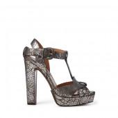 Kerrey Velvet T-Strap Sandal