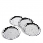 Cantwell Metal Coaster Set