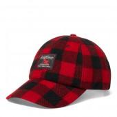 Buffalo Check Flannel Cap