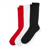 Athletic Reflector Sock 3-Pack