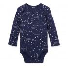 Constellation Cotton Bodysuit