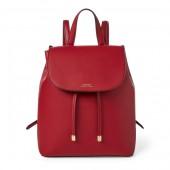 Leather Medium Backpack
