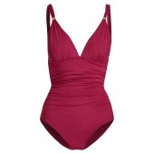 Slimming Ruched Swimsuit