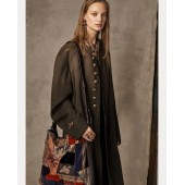 Georgeann Wool-Blend Coat