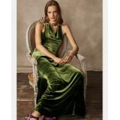 Perla Velvet Dress