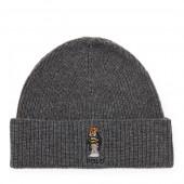 Polo Bear Knit Hat