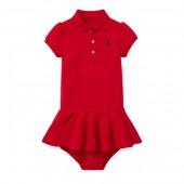 Polo Dress  Bloomer